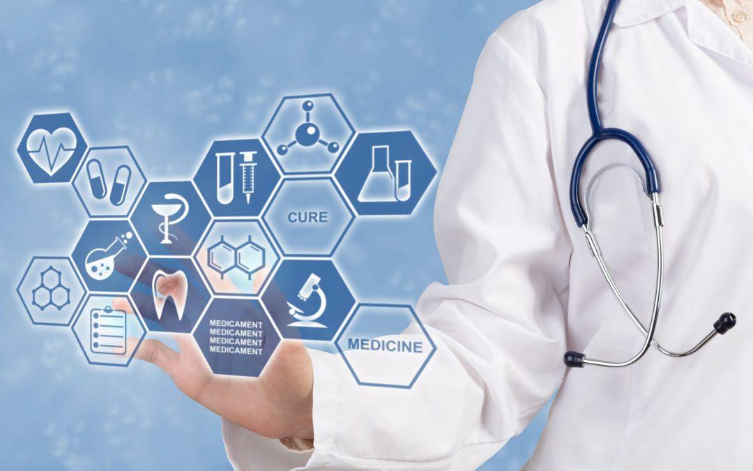 Era of exponential healthcare